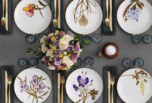 Table set ideas