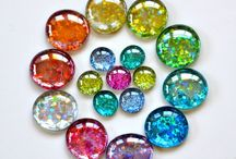 glass - marbles