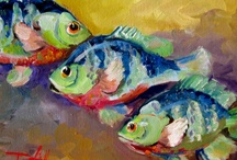 Fishes art