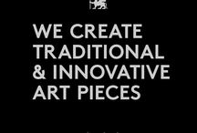 About Us / pins of our work