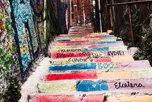 Valparaiso, Chile / Unesco seaport town