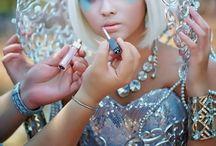 Photoshoot / #MUA using MYJ Beauty London lipstick and lip gloss. www.myjbeauty.com