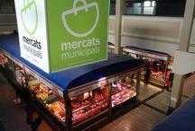 Nuestro Mercat de l'Olivar / Nuestros comerciantes, su servicio y sus productos. Nuestros espacios por y para vosotros.