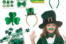 It's your lucky day! / St. Patrick's Day prizes, rewards & party favors!