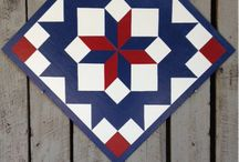 Barn quilts / by bernice anderson