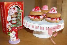Strawberry Shortcake Party Ideas
