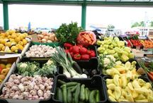 Fresh fruits and veggies / How to clean / by Jean Kresge