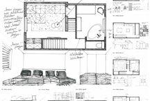 Interieurarchitectuur van een rijwoning / SLIM GEBRUIK VAN BEPERKTE RUIMTE  Modern, strak en stijlvol interieur in een kleine rijwoning, zelfs zonder afbraakwerken en met een beperkt budget. In 2014 ontwierp binnenhuisarchitect Shanaz Razik het interieur voor een volledige rijwoning in Schellebelle. Ook al is een neutraal kleurenpalet van zwart, wit en grijs gebruikt, is er toch een gezellige sfeer gecreëred met trendy meubelen en accessoires. Ook een rijwoning van boven tot beneden aanpakken? Contacteer ons