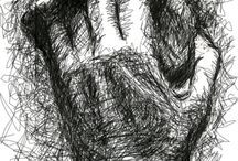 Scribble Art inspiration