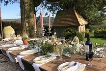 Feast & Fire Seasonal supper club / The Feast & Fire supper club is a seasonal event held in the gardens of Coombe Trenchard West Devon. Further information can be found at https://www.coombetrenchard.co.uk/feast-fire/