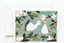 Holidays - Baby / baby invitations / by Sara Berrenson