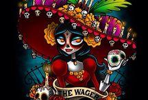 Mexické umění