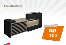 Amazing offers at best price reception desk