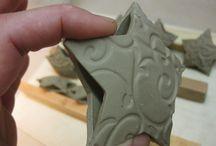 Keramik julepynt