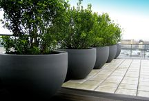 - Garden design : planters -