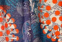 Titillating Textiles / Fabulous fabrics in all their forms