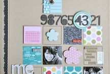 Scrapbooking ideas / by Rice' Swede