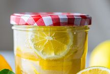 Canning food, jams and preserves