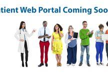 Patient Portal / Launch of the Patient web portal for joincyrex.com