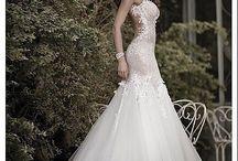 Bride Fashion / Selection Of Brides Dresses & Accessory's