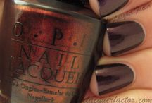 Nail polish / by Jen Hernandez Banys