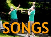 Girl scout: skits and songs / by Trina Huntington