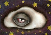 Abril Andrade : Eyes