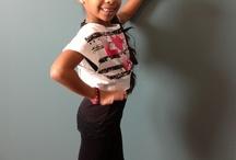 Rihanna Reyes  cute face modeling