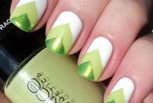 Nails - Chevrons, Zigs and Angles
