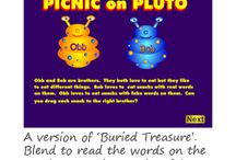 Phonics / All things to do with phonics.