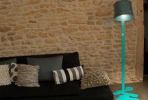 For the home - lamps / by Mona Falstad
