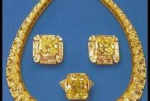 Ékszerek - Sárga / Jewels - Yellow