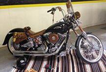 Carros e motocicletas que adoro