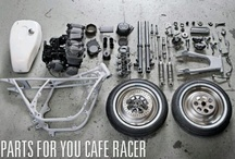 Cafe racers / CRs
