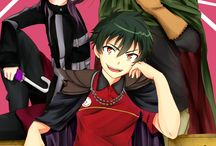 Hataraku Maou-sama / The Devil is a Part-Timer; はたらく魔王さま