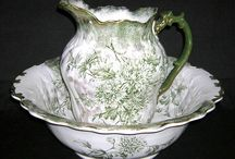 bowl and pitcher / by Beckey Douglas