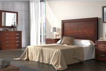 """Dormitorios / Un lugar para soñar que te va a enamorar, vuestro dormitorio es el nuestro, por eso pensamos en todos los detalles, cabeceros y canapés, colchones súper cómodos, armarios multifuncionales, mesitas de noche, """"Luces, cámara y acción…"""""""