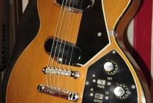 Gitarren / Bilder von Gitarren