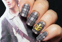 Inspirations : Nail-art ★