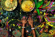 Beginnings and Ends / India / by Lathika Chandra Mouli