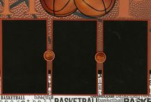 Basketball Scrapbooking
