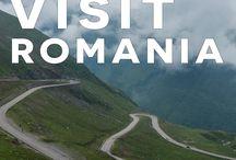 Visit Romania