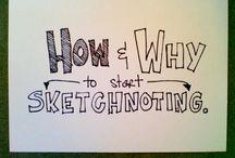 Teaching Sketchnoting