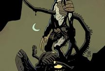 Arts : MIGNOLA / by FreakHour