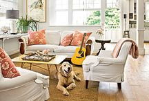 Our House - Living Room / by Meredith Boniface