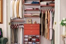 Closet Ideas / by Tracy Howell