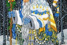 Fairy Tales Bead Embroidery Kits