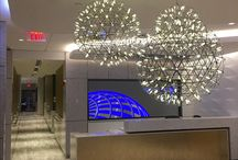 United club project / Job at Newark airport terminal A