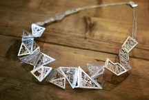 Contemporary Jewellery / jewellery that inspires me