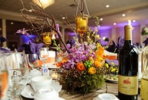 Centerpieces / by La Bella Vista Wedding & Events Venue